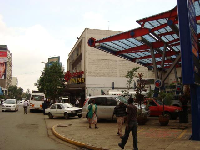Dowtown Nairobi