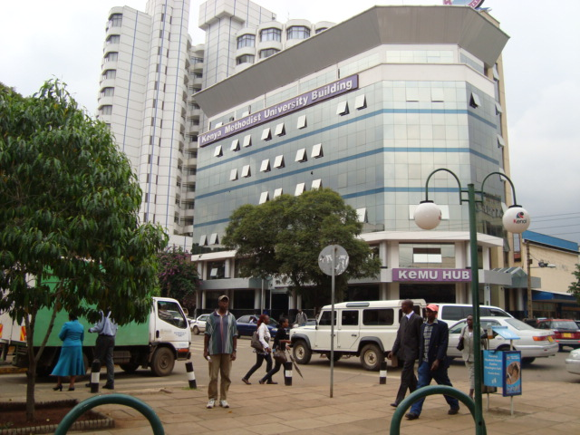 Kenya Methodist University Building HUB